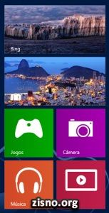 Principais características sobre o Windows 8